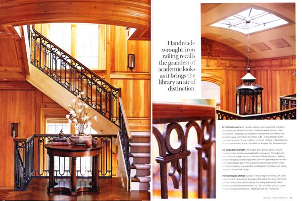 JTF Feature in House and Home Magazine